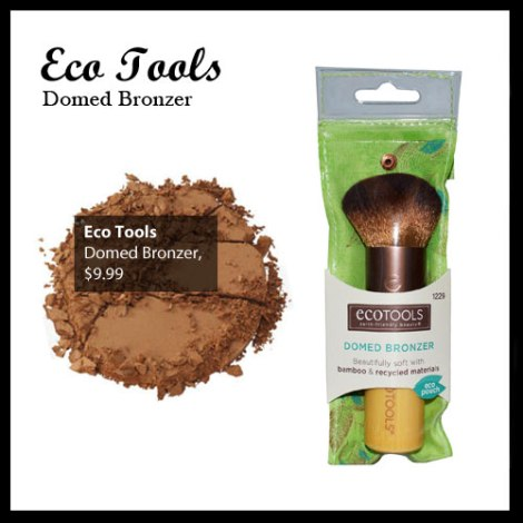 Eco Tools Domed Bronzer Brush