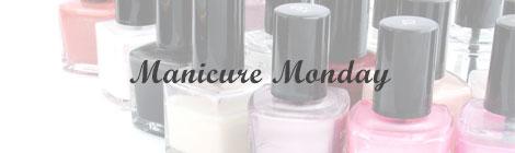 manicure monday banner