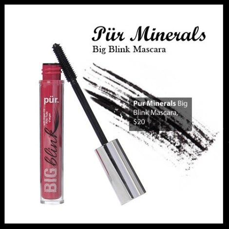 Pur Minerals Big Blink Mascara $20