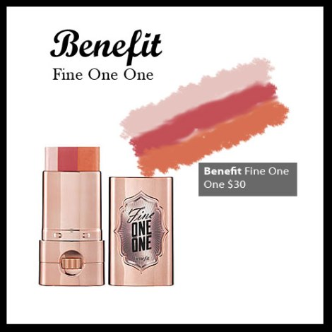 Benefit Fine One One