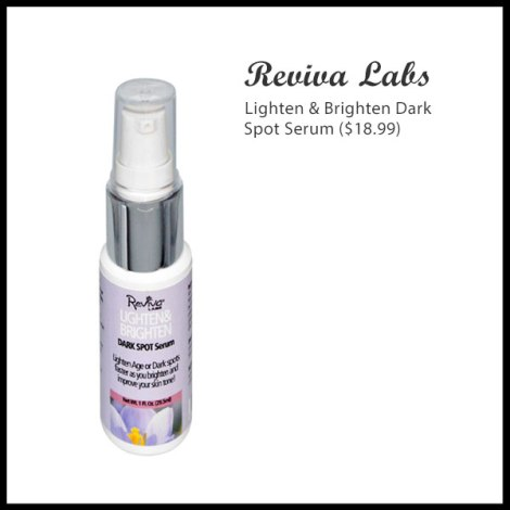 Reviva Labs Lighten & Brighten Dark Spot Serum
