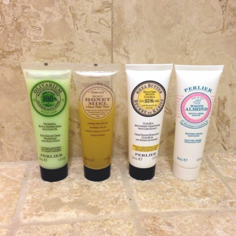 Perlier Shower Gels  http://bit.ly/11AB0yu