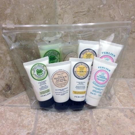 Perlier Shower & Bath Cream Kit